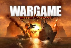 Wargame: Red Dragon Epic Free Game